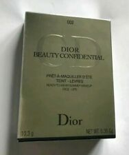 Dior Beauty Confidential Makeup Palette. 10.3G Glow Sun Powder + Shine Lip Gloss