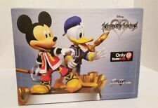 Kingdom Hearts Mickey And Donald Gallery Figure