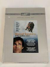 Eternal Sunshine of the Spotless Mind (Dvd, 2005, Special 2-Disc Set) M. Gondry