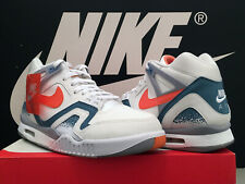 VTG 2014 NIKE AIR TECH CHALLENGE II QS UK9 EU44 CLAY BLUE OG AGASSI JORDAN RARE
