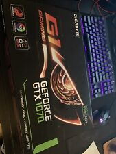 GIGABYTE NVIDIA GeForce GTX 1070 G1 Gaming GPU Graphics Card Pre- Owned