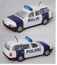 Siku Super 1320 03200 FI Opel Astra Caravan 1.4i POLIS / POLIISI, FINNISH SPECIA