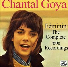 Chantal Goya - Feminin: Complete 60's Recordings [New CD]