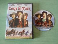 CORAJE DE MUJER - ANGELINA JOLIE DANA DELANY KAREN ARTHUR DVD ESPAÑOL ENGLISH