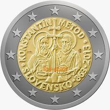 2 EURO COMMEMORATIVO SLOVACCHIA 2013