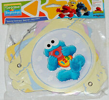 "NEW ~SESAME STREET BEGINNINGS BABY SHOWER ~1-BANNER ""SPECIAL DELIVERY"""