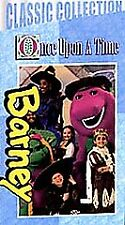 Barney - Once Upon A Time [VHS]