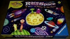 2012 Ravensburger Race Through Space A Mission to the Moon 221806 Imagine Play