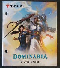 Magic the Gathering MTG Dominaria Players Guide