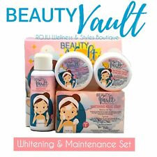 Beauty Vault Whitening and Maintenance Set (Authorized Distributor)