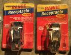 2 Range Burner Element Receptacles. Fits Most. Amana Whirlpool Maytag Gibson photo