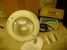 POOL LIGHT KSR 4708 SEALED BEAM UNDERWATER 12v 300 WATT + 4709 control system