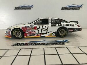 VERY RARE * 2008 * #32 KYLE BUSCH * DOLLAR GENERAL TOYOTA CAMRY * WHITE VERSION