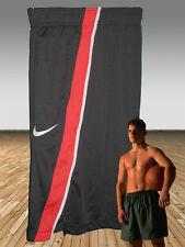 NOUVEAU Nike pour hommes léger DriFit Gym Fitness Short de Basketball Noir M