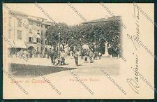 Pisa Casciana Terme cartolina QQ3212
