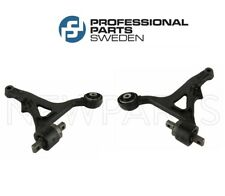 For Volvo S60 V70 Pair Set of Front Left & Right Suspension Control Arms Pro