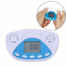 LCD Body Fat Analyzer Health Monitor BMI Meter Weight Loss Tester Scale Digital
