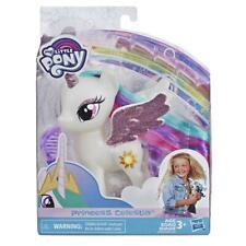 Princess Celestia Rainbow Hair My Little Pony Hasbro Toy