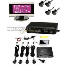 SENSOR DE APARCAMIENTO 4x Sensor Alarma Marcha Atrás PDC Inalámbrico Monitor