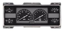 classic instruments 1940 ford deluxe fc40hr black finish hot rod style gauge4147