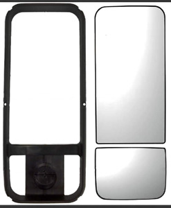 New Passenger Side Main/Convex Mirrors FOR Peterbilt 335 337 377 385 386 387 389