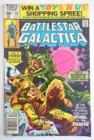 MARVEL | BATTLESTAR GALACTICA | VOL. 1 - NR. 20 (1980) | Z 1- VF-