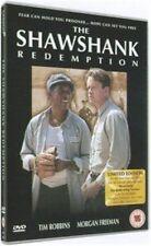 The Shawshank Redemption DVD 1995 Region 2