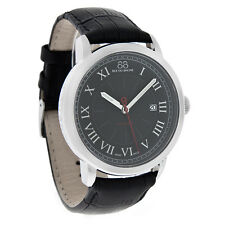88 Rue Du Rhone Double 8 Origin Mens Black Dial Swiss Automatic Watch 87WA120043