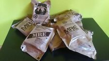 3 Stück MRE, Meal ready to eat, US-Army,Notfallration,Tagesration,outdoor,