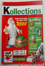 Kinder KOLLECTIONS e TOYS N 5 Epierre 2000 collezionismo in 3D ASTERIX Milka