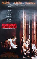 MURDER IN THE FIRST MOVIE POSTER (MV18)