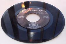 Donovan Colours b/w Josie 1965 Hickory 1324 Folk Rock 45 RPM Strong VG+