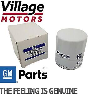 NEW  OIL FILTER HOLDEN V8 5.7 VN VP VR VS VT VX VU VY VZ LS1 GEN3     92142006