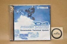 2004-2005 Yamaha Motorcycle Atv SxS Service Technical Manual Update Cd Lot