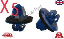 5x Toyota Prado Land Cruiser Side Moulding Wheel Arch Flare Plastic Trim Clips