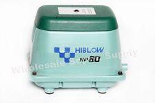 HIBLOW  80HP20502P HP-80 SEPTIC AIR PUMP AERATOR - 2 YEAR WARRANTY - NEW