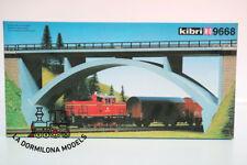 KIBRI 9668 H0 PUENTE MODERNO CON GRAN ARCADA 34cm. - NUEVA A ESTRAR