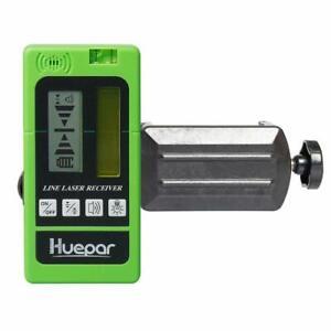 Laser Detektor Laserempfänger LR5RG für Huepar TacklifeMakita Würth Firecore