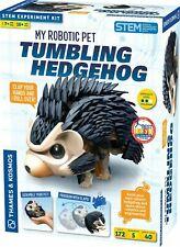 My Robotic Pet Tumbling Hedgehog Stem Experiment Kit Thames & Kosmos 620500 New