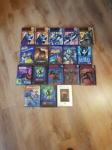 Batman DVDs Boxen u.a. Animated Beyond