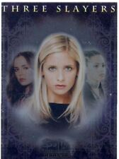 Buffy TVS Memories Three Slayers Chase Card BL1