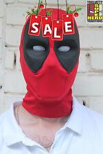 Deadpool mask from Deadpool movie (2016) with Ryan Reynolds