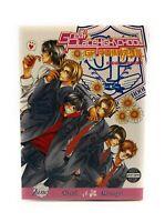 JUNE YAOI Great Place High School Manga parental Advisory explicit contentm
