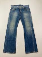 TOMMY HILFIGER ROGAR REGULAR Jeans - W34 L34 - Blue - Great Condition - Men's