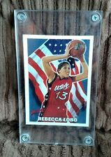 1995 Topps Usa Basketball Rebecca Lobo card # 5