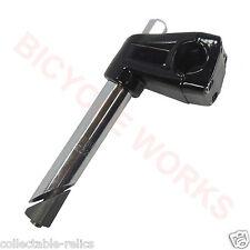 Forklifter BMX Headstem Black Alloy Stem Freestyle 22.2 Gooseneck Old School NOS