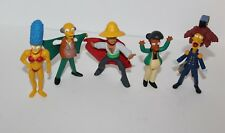 The Simpsons Figures Bundle 2009 Fox 4""