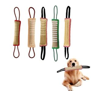 Adult Dogs Chewing Training Teeth Healthy Pet Supplies Dog Bite Toy Tug Toys
