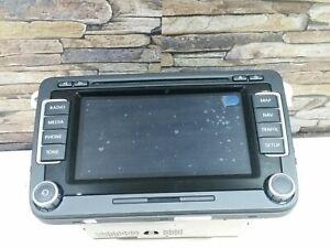 SKODA RNS510 3T0 035 686 H LED SSD DAB+ Navigationssystem RNS510 3T0035686H