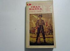 Chad Hanna by Walter Edmonds (1963 Paperback) Circus Life of a Boy